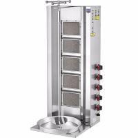 Аппарат для шаурмы газовый D09 LPG Remta (5 горелок)
